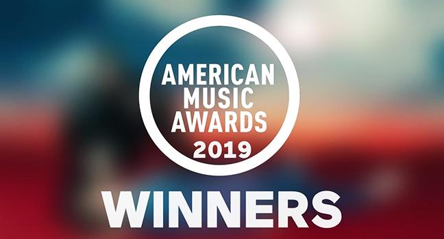 American Music Awards 2019 | Δείτε τη λίστα με τους νικητές