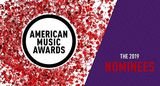 American Music Awards 2019 | Δείτε τη λίστα με τις υποψηφιότητες