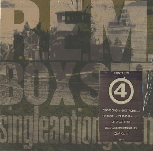 1989 – Singleactiongreen (Compilation)