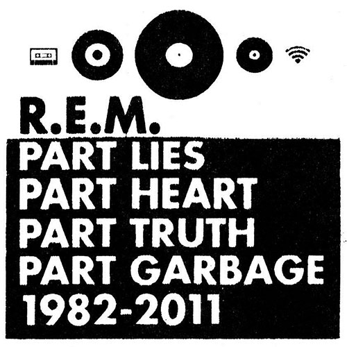 2011 – Part Lies, Part Heart, Part Truth, Part Garbage 1982–2011 (Compilation)