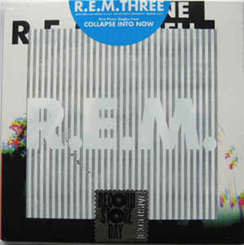 2011 – R.E.M. Three (Compilation)