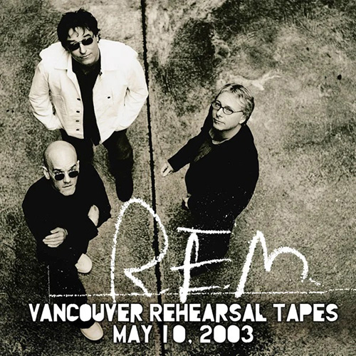 2003 – Vancouver Rehearsal Tapes (E.P.)