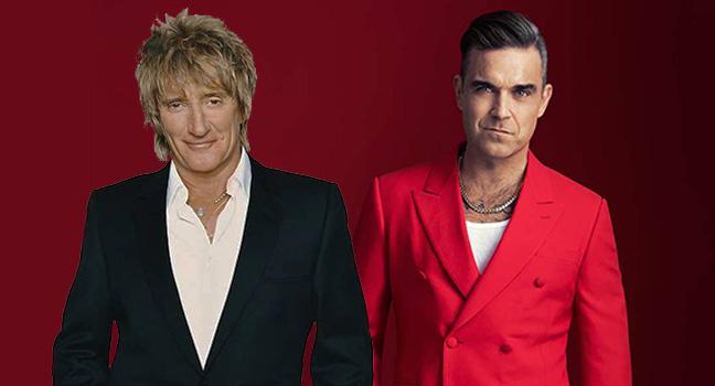 Νέα Συνεργασία | Rod Stewart & Robbie Williams – It Takes Two