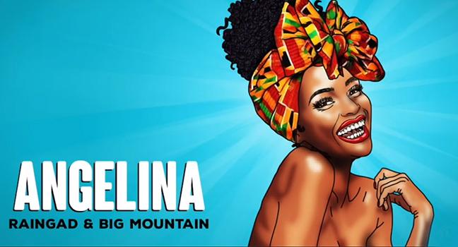 Νέα Συνεργασία | Big Mountain & Raingad – Angelina