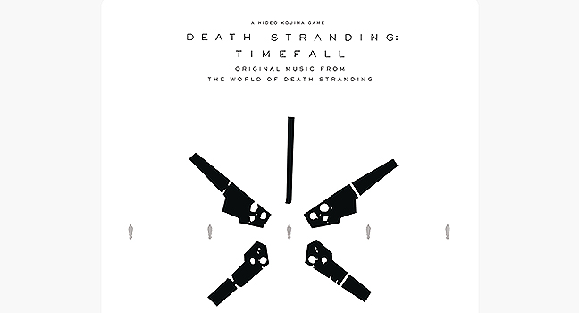 SounDtrack Your Life : Death Stranding: Timefall