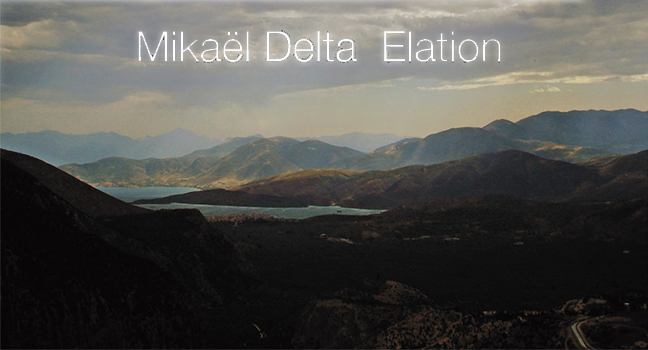 Νέο Album | Mikael Delta – Elation