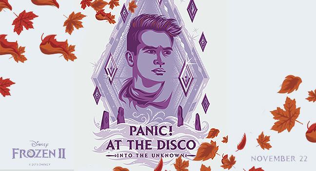 Νέο Τραγούδι | Panic! At The Disco – Into The Unknown (From «Frozen 2»)