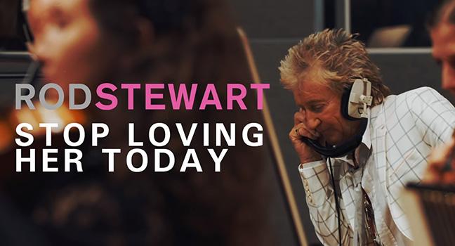 Νέο Τραγούδι | Rod Stewart – Stop Loving Her Today