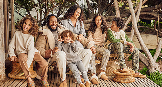 News | Ο Ziggy Marley και η οικογένεια του στη νέα καμπάνια της UGG