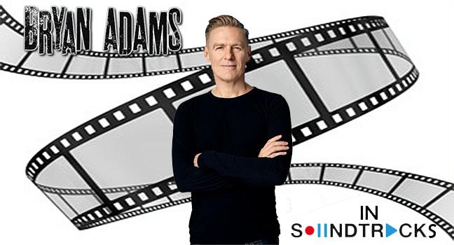 Bryan Adams In Soundtracks