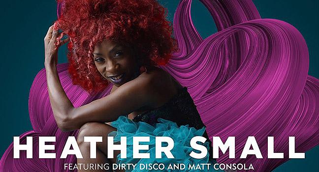 Νέα Remix | Heather Small Feat. Dirty Disco & Matt Consola – Moving On Up