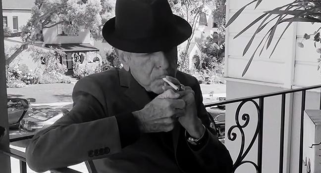 "News | Δείτε ένα Mini ντοκιμαντέρ με όλες τις λεπτομέρειες για το μετά θάνατον LP του Leonard Cohen, ""Thanks For The Dance"""