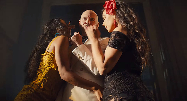 Νέο Music Video | Pitbull & Ne-Yo Feat. Lenier & El Micha – Me Quedaré Contigo