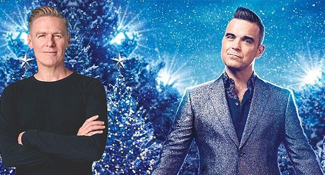 Νέο Τραγούδι & Cover | Robbie Williams – Rudolph & Christmas (Baby Please Come Home) (feat. Bryan Adams)
