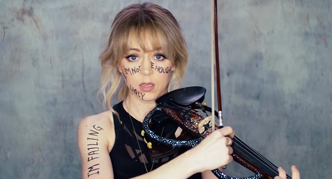 Νέο Music Video | Switchfoot Feat. Lindsey Stirling – Voices