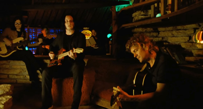 Νέο Music Video | The Raconteurs – Somedays (I Don't Feel Like Trying)
