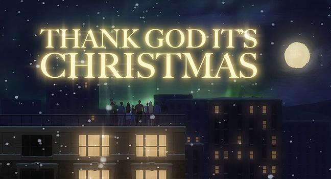 Νέο Music Video   Queen – Thank God It's Christmas