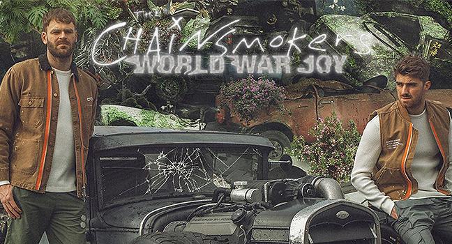 Νέο Album | The Chainsmokers – World War Joy