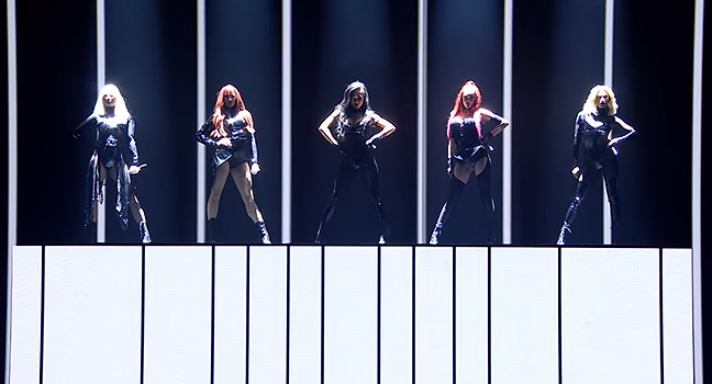 News | Δείτε τη μεγάλη επανένωση των The Pussycat Dolls στη σκηνή του X-Factor, ερμηνεύοντας το ολοκαίνουριο τραγούδι τους «React»!