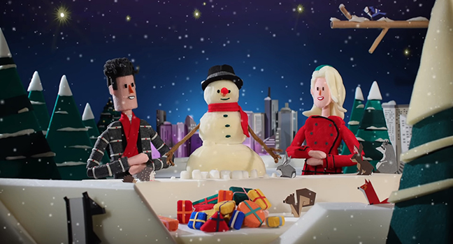 Νέο Music Video | Ingrid Michaelson & Jason Mraz – Christmas Valentine