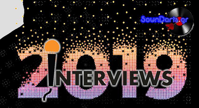 Όλες οι συνεντεύξεις του 2019 στο SounDarts.gr