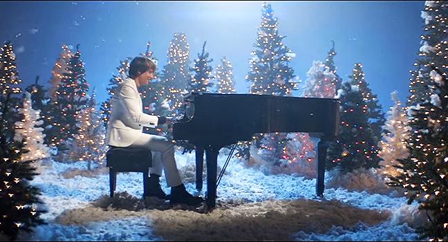 Νέο Music Video | Keith Urban – I'll Be Your Santa Tonight