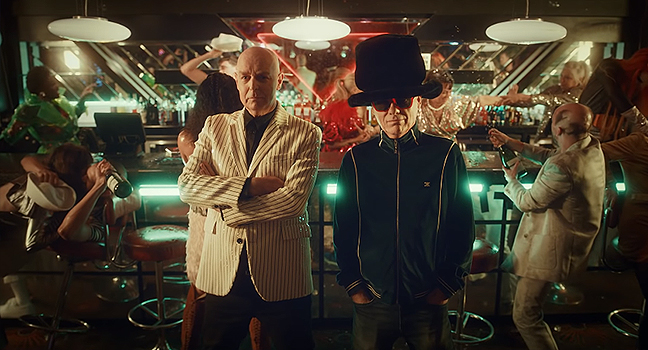 Νέο Music Video | Pet Shop Boys – Monkey Business