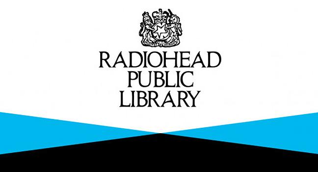 News | Radiohead Public Library: Η επίσημη βιβλιοθήκη των Radiohead είναι πλέον διαθέσιμη