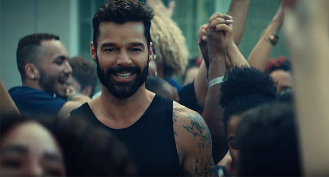 Νέο Τραγούδι & Music Video | Ricky Martin – Tiburones