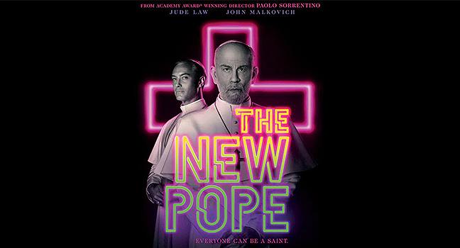 "Identify The Song   Ποιο είναι το τραγούδι στους εναρκτήριους τίτλους της σειράς ""The New Pope"";"