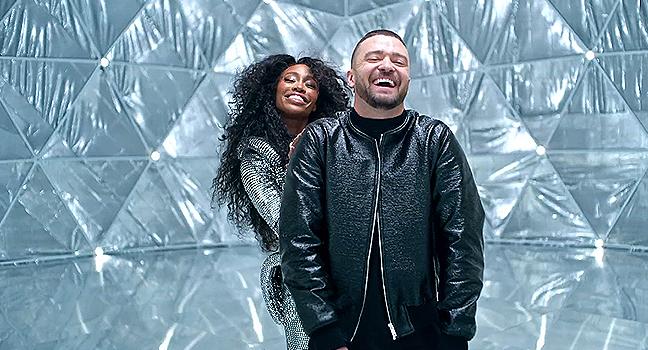 """Νέα Συνεργασία & Music Video   SZA & Justin Timberlake – The Other Side (From """"Trolls World Tour"""")"""