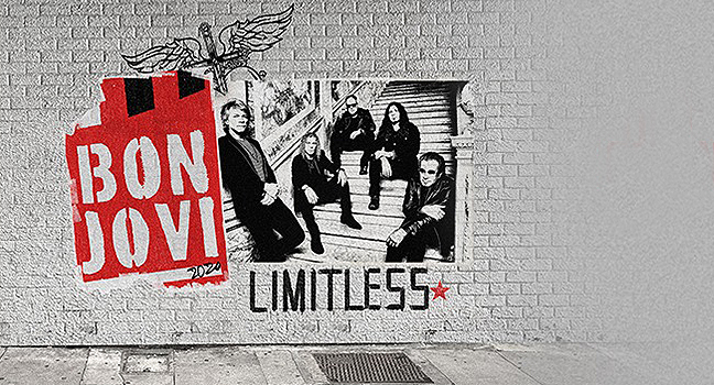 Νέο Τραγούδι | Bon Jovi – Limitless