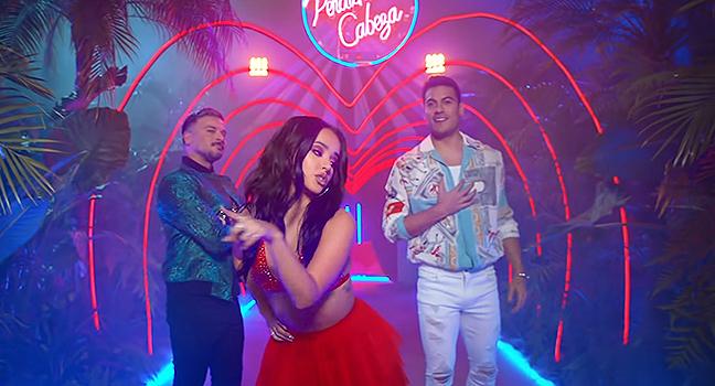 Νέο Music Video | Carlos Rivera Feat. Becky G & Pedro Capó – Perdiendo La Cabeza