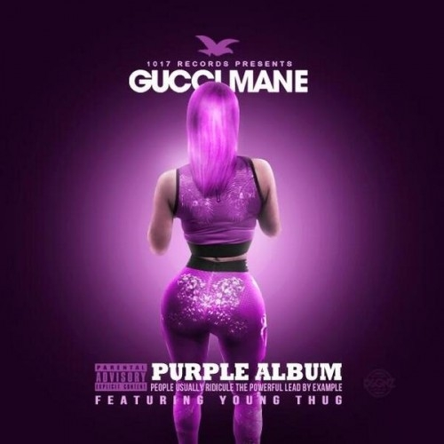 2014 – World War 3D: The Purple Album (feat. Gucci Mane) (Mixtape)