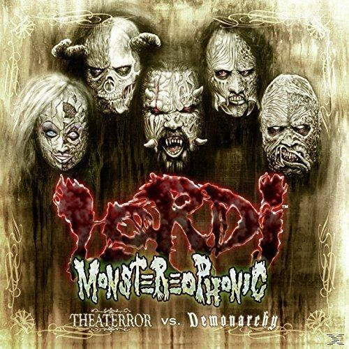 2016 – Monstereophonic (Theaterror vs. Demonarchy)
