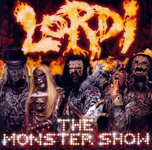 2005 – The Monster Show (Compilation)