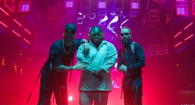 Νέο Music Video | Wisin & Yandel Feat. Sech – Ganas De Ti