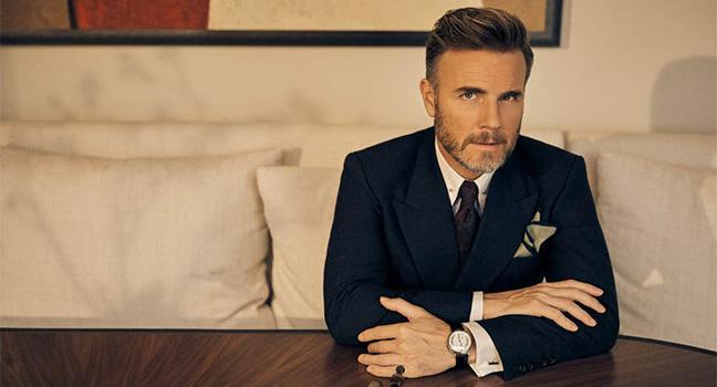 "News | Ο Gary Barlow μαζί με διάσημους καλλιτέχνες παρουσιάζει τη νέα διαδικτυακή του σειρά ""The Crooner Sessions"""
