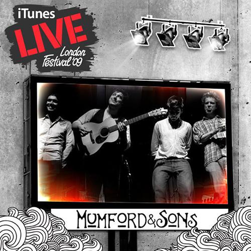 2009 – iTunes Festival: London 2009 (Live E.P.)