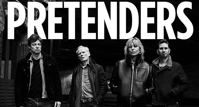 Νέο Τραγούδι   Pretenders – Hate For Sale