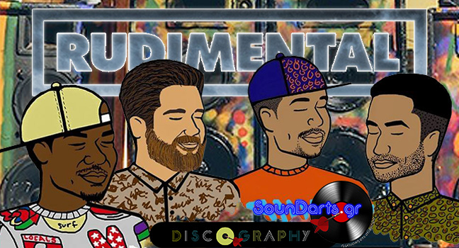 Discography & ID : Rudimental