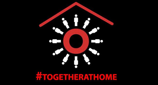 #togetherathome
