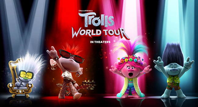 SounDtrack Your Life : TROLLS World Tour