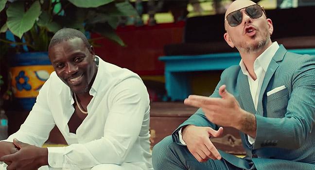 Νέα Συνεργασία   Akon Feat. Pitbull – Te Quiero Amar