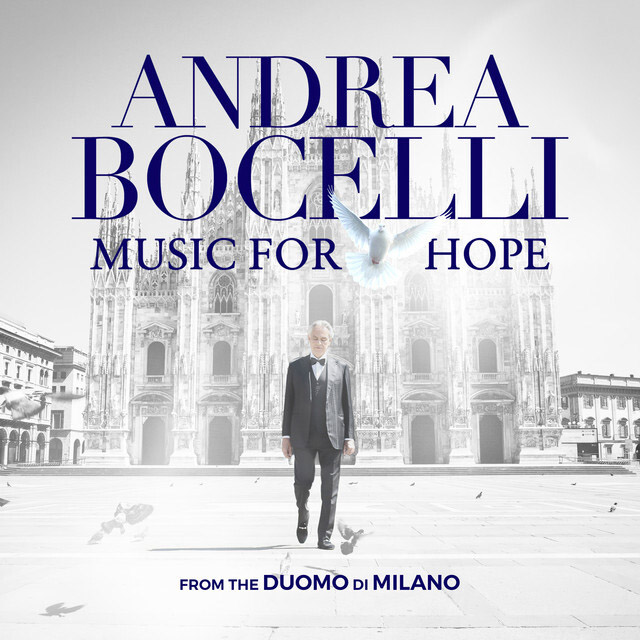 2020 – Music for Hope: From the Duomo di Milano (E.P.)