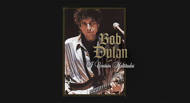 Νέο Τραγούδι | Bob Dylan – I Contain Multitudes