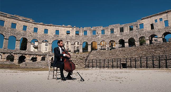 News | Δείτε την μικρού μήκους συναυλία του Hauser στην Arena Pula της Κροατίας