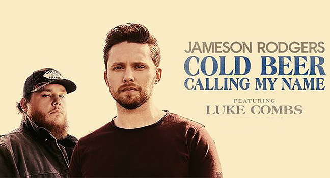 Νέα Συνεργασία | Jameson Rodgers & Luke Combs – Cold Beer Calling My Name