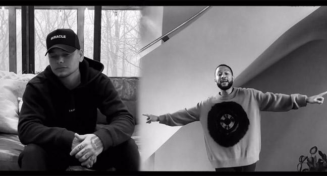 Νέο Music Video | Kane Brown Feat. John Legend – Last Time I Say Sorry