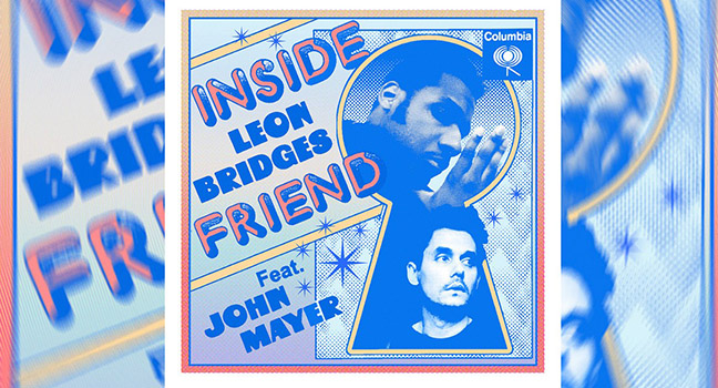 Νέα Συνεργασία | Leon Bridges Feat. John Mayer – Inside Friend
